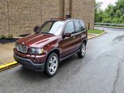 Bmw Only 77920 miles BMW X5 4.4i Sport Utility 4-Door